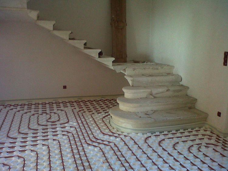 restauration escalier en pierre murs architecte pour. Black Bedroom Furniture Sets. Home Design Ideas