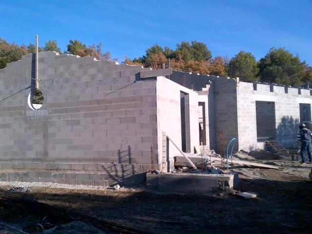 Isolation maison neuve murs en 2014 architecte pour for Isolation maison neuve