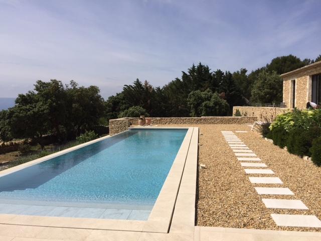 Extension de maison et cr ation d 39 une piscine for Maison piscine a debordement
