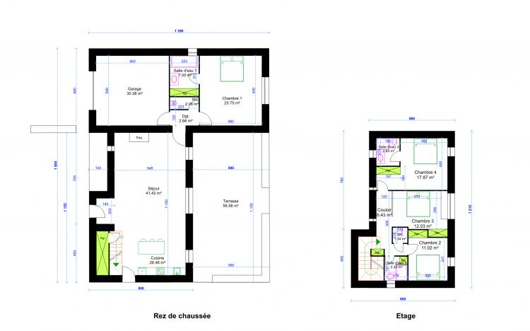Projet de villa dans le var en 2016 architecte pour for Plan pour villa
