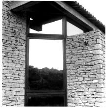 LE DOMICILE DE L'ARCHITECTE GORDES 1978