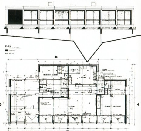 Construction De Maison Passive Joucas Vaucluse En 1983